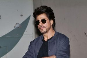 "Shah Rukh Khan invites his childrens' favourite band ""Major Lazer"" to India"