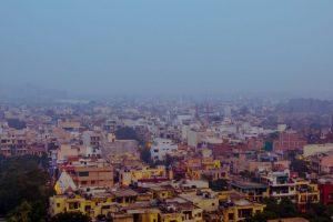 Light showers likely in Delhi