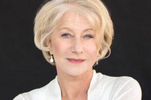 Helen Mirren finds moisturiser pointless