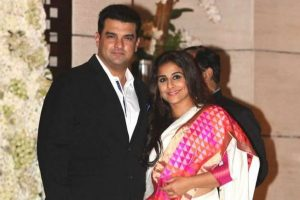 Siddharth Roy Kapur won't cast wife Vidya in his films