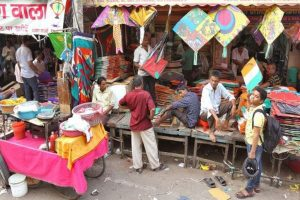 Kites with GST, Modi images in great demand in Jammu