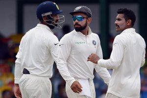 Second Test: India beat Sri Lanka by innings to win series