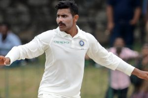 Opportunity for Ravindra Jadeja to top bowling and all-rounder rankings