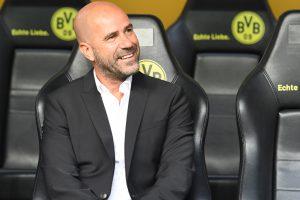 Peter Bosz rues Borussia Dortmund's inability to finish off Bayern Munich