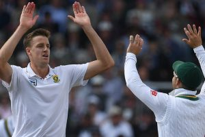 Old Trafford Test: Morne Morkel double rocks England
