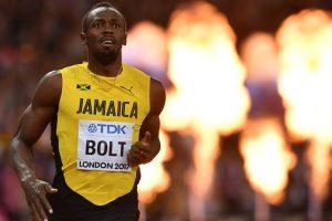 Coe hopes for respectful medals ceremony — for Bolt's sake