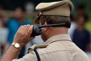 Andhra Pradesh cop killed in misfire