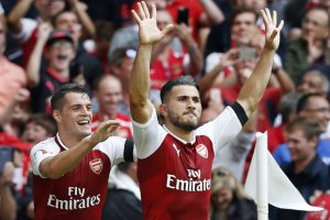 Community Shield 2017: Arsenal thump Chelsea in penalty-shootout