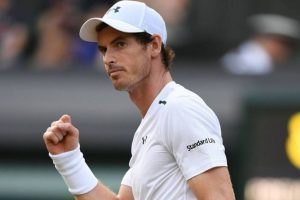 Murray maintains top spot in ATP rankings