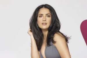 Salma Hayek once threatened a filmmaker with legal action