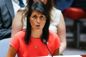 Haley says Human Rights Council is UN's 'greatest failure', defends US withdrawal