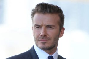 He has spoken: Beckham tips England v Argentina final