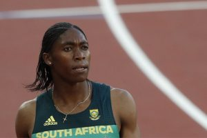 Caster Semenya: 'No time for nonsense' after bronze medal in 1,500