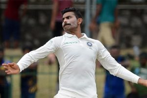 Ravindra Jadeja pips Shakib Al Hasan to top spot in all-rounders' list