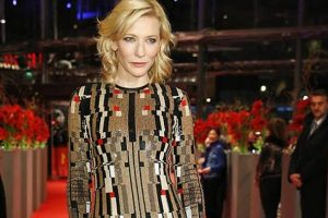 Cate Blanchett to star in 'House With a Clock in Its Walls'