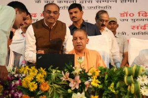 Adityanath to tour UP to gauge effect of govt schemes