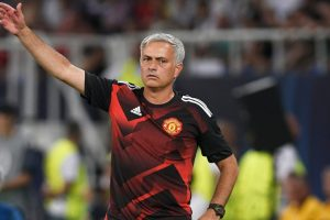 Jose Mourinho happy with Manchester United's Super Cup display