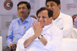 Ahmed Patel wins Gujarat Rajya Sabha election