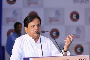 BJP stands exposed, says Ahmed Patel