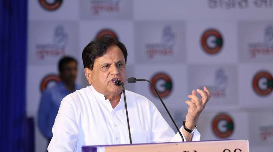 Ahmed Patel, bullet train project, land law, Congress Leader