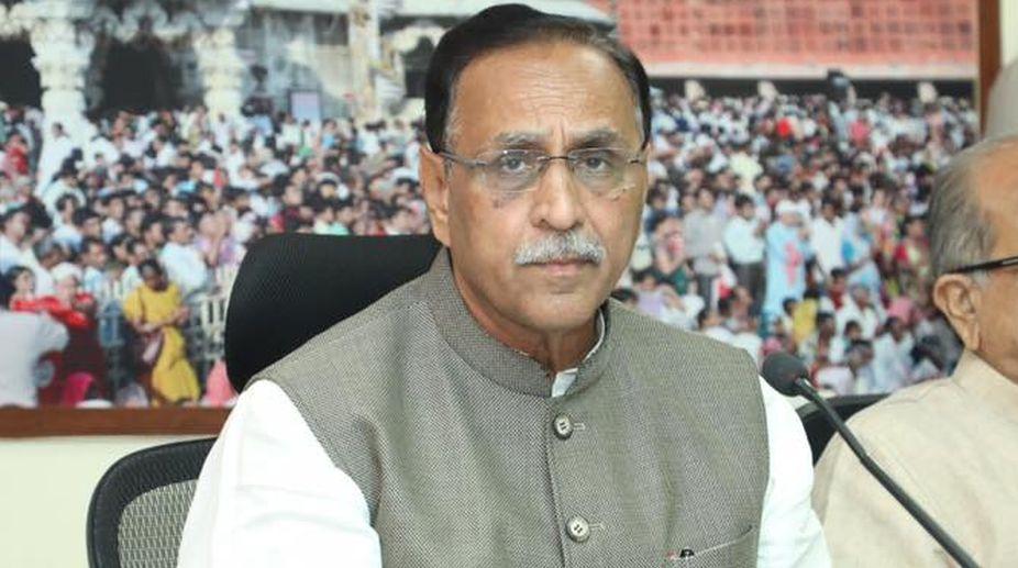 Gujarat, Chief Minister, Vijay Rupani