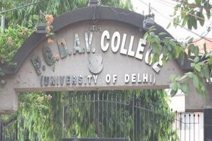 PGDAV College (Eve) to have Ambient Air Quality Monitoring Station