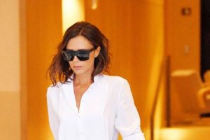 Victoria Beckham doles out fashion advice at $2