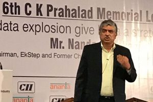 Empower users with data for problem-solving: Nilekani