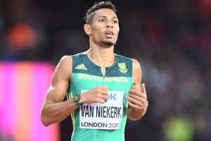 Watch: Wayde van Niekerk's new training regime involves boxing