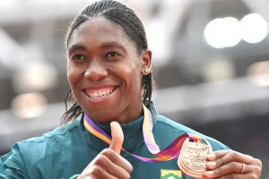 Olympic champ Caster Semenya feels sorry for Dutee Chand