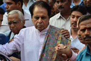 Dilip Kumar discharged after a week in hospital