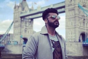 Arjun Kapoor 'really happy' with 'Mubarakan' success
