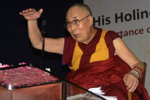 Doklam standoff not very serious, says Dalai Lama