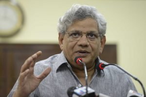 Need to form secular platform to defeat BJP-RSS: Yechury
