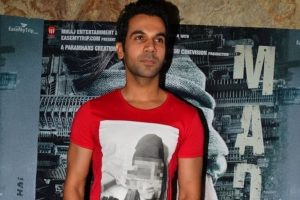 Learnt dancing by looking at actors: Rajkummar Rao