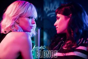 'Atomic Blonde': Stylishly mounted but twisted