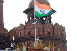 Story of Tricolour hoisting from Red Fort on August 15