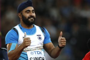 Javeliner Davinder Singh Kang becomes 1st Indian to qualify for finals