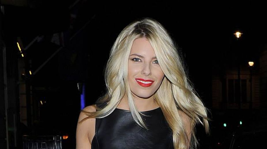 Are david gandy and mollie king dating again