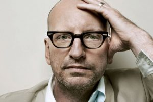 Steven Soderbergh compares filmmaking to sex