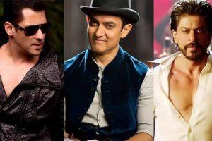 Salman, Shah Rukh or Aamir, who's Bollywood's real 'King Khan'?