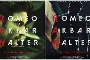 Sushant Singh Rajput part ways with 'Romeo Akbar Walter'