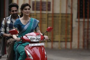 Smriti Irani impressed by 'brilliant work' of 'Bareilly…' team