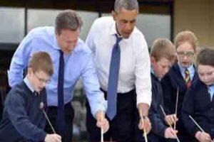 Obama & Cameron