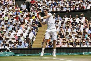 Murray conquers at last