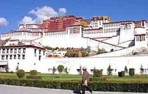 Tibet's Winter