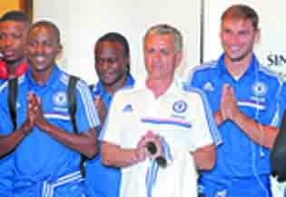 Mourinho says he's better than ever