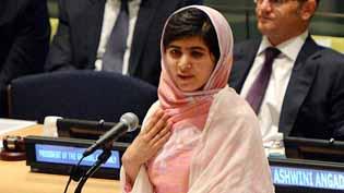 Malala's world!