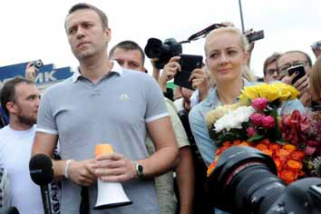 Navalny vows poll win