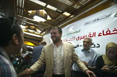 Mursi's family accuses army of abducting him